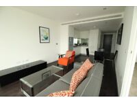 BRAND NEW VACANT DESIGNER FURNISHED 2 BEDROOM 2 BATH APARTMENT - SKY GARDENS VAUXHALL PIMLICO
