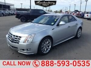 2012 Cadillac Cts Sedan AWD PERFORMANCE Navigation (GPS),  Sunro