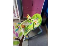 Fisher price rocker/chair 3 in 1