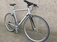 Ridgeback hybrid road bike