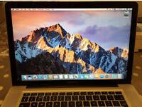 MacBook Pro 15, i7, 4GB ram, 250gb SSD, £475 ono