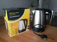 Sainsbury's kettle