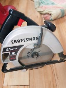 Craftsman skill saw