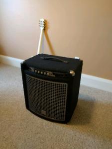 Yorkville bassmaster xm200 200 watt bass amp