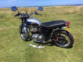 Kawasaki W650 Motorcycle