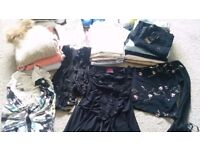 Ladies size 8-10 clothes bundle