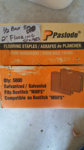 "1/Box 2"" Flooring Staples"
