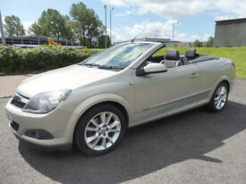 2006 Vauxhall Astra Twin Top Design 1.9 CDTi Diesel 150