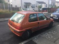 Peugeot 106 inderpendence