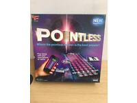 2x Board Games Pointless & Ultimate Fishing App
