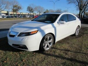 2012 Acura TL *AWD*ROOF*LEATHER*