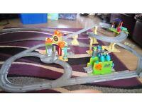 Chuggington interactive train set