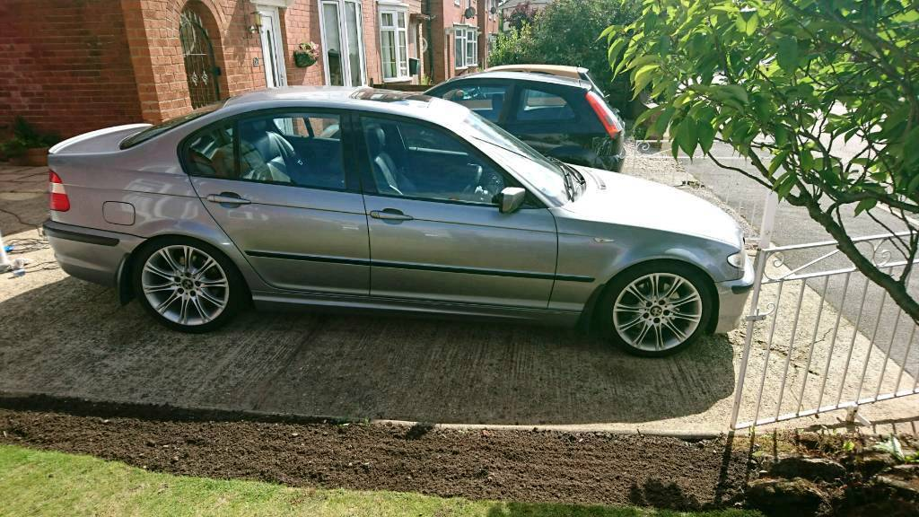 bmw e46 330d m sport in worksop nottinghamshire gumtree. Black Bedroom Furniture Sets. Home Design Ideas