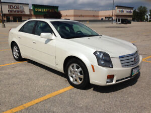 2007 Cadillac CTS, 51,600 kms, Safetied