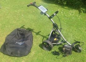 Motocaddy S1 Digital electric golf trolley, battery, charger & bag £150ono