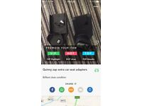 Quinny zap extra car seat adapters