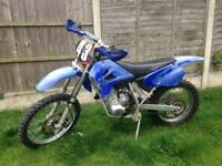 125cc crosser pit bike motocross