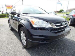 2011 Honda CR-V LX / AUCUN ACCIDENT SELON CARPROOF