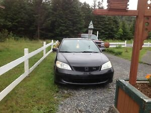 2004 Honda Civic Si-vtec