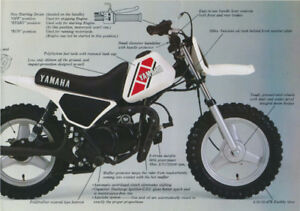 WANTED :: Looking for parts | 1982 Yamaha PW50