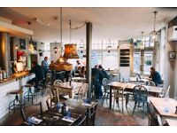 Experinced chef de Partie required for busy neighbourhood restaurant. 25k London Bridge