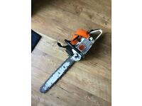 STIHL MS461 professional chainsaw