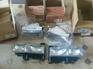 new Chev, GMC and Ford headlights