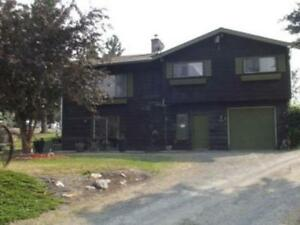 Lovely Family Home on 1 Acre in Logan Lake, BC
