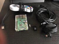 RetroPi Raspberry Pi 3 Model B 2000+ Games - WIFI & Bluetooth