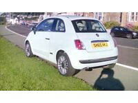 FIAT 500 LOUNGE REDUCED WAS £7995 NOW £5995 ONLY 14000 MILES