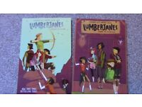 LUMBERJANES - First 2 volumes of award-winning comic series - Great condition, CHEAP!