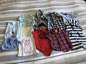 Barely Worn Baby Boy Clothes
