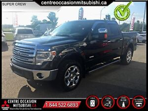 Ford F-150 SuperCrew 2014 4X4 KING RANCH NOIR ECOBOOST GPS