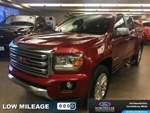 2015 GMC Canyon 4WD SLT  - Leather Seats -  Bluetooth -  Heated