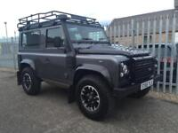 2015 (65) Land Rover 90 Defender Adventure Limited Edition 2.2TD ( 150 bhp )