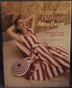 Vintage Handbags & Fashion Books