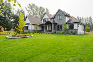 Salmon River House on Acreage for sale:  6 bedroom 6,590 sq.ft.