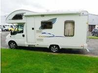 Swift Sundance 590RL 4 Berth Motorhome