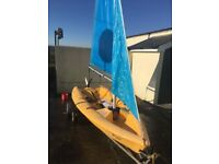 Pico Sailing Dingy