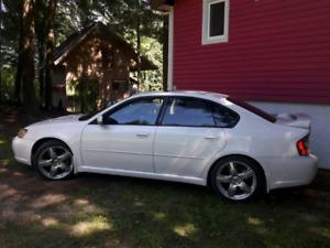 Subaru legacy gt limited