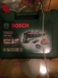 Bosch pmf 190 e cutting sander