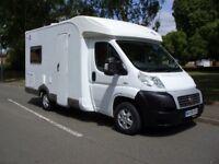 Coachbuilt 2 plus 1 berth Mooveo/Pilot Motor Home