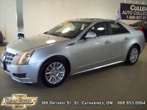 2010 Cadillac CTS CTS