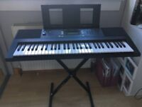 Yamaha Digital Keyboard PSR-E343 YPT-340 & Keyboard Stand