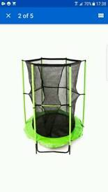 My First Trampoline 4ft