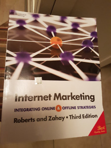 Sell - Internet Marketing textbook