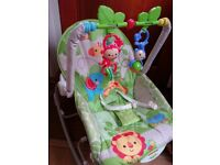 Infant to Toddler Rocker by Fisher Price