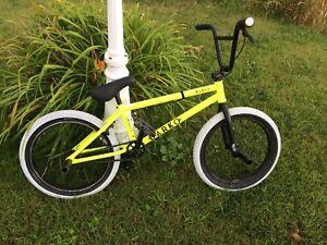 BMX bike like new