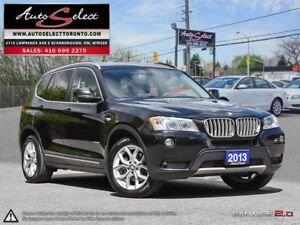 2013 BMW X3 xDrive28i AWD ONLY 85K! **TECHNOLOGY PKG** EXECUT...