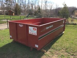 Garbage / waste bins and removal
